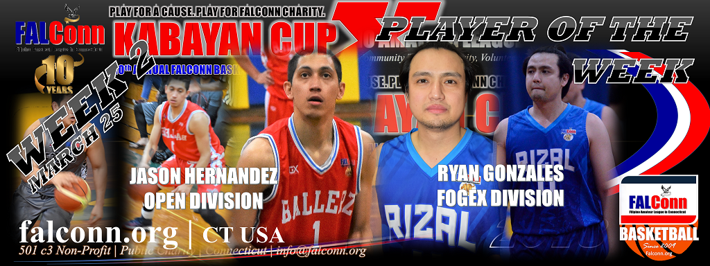 KABAYAN CUP 10 PLAYER OF THE WEEK2 RYAN JASON B