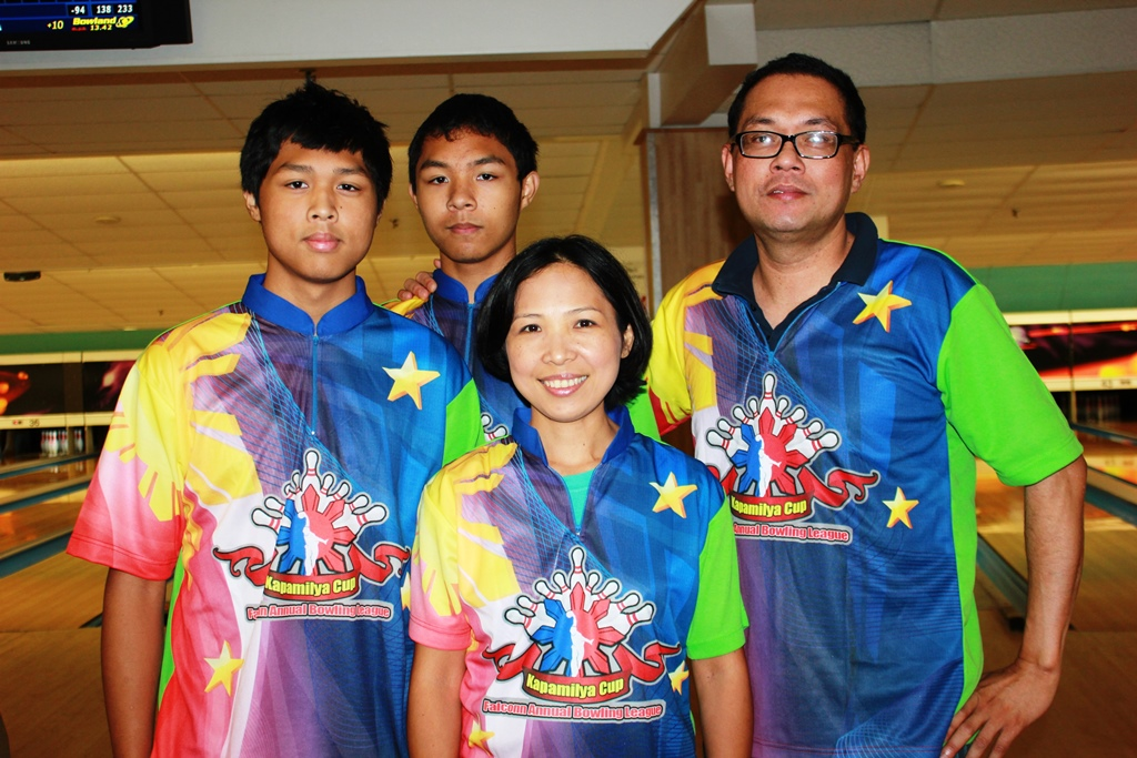 "ARBONNE TEAM | 6th Annual Falconn ""Kapamilya Cup"" Bowling League"