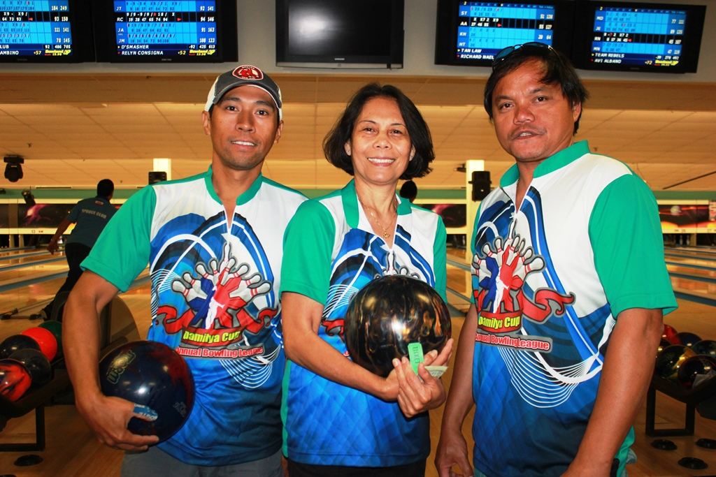 "D'SMASHERS | 6th Annual Falconn ""Kapamilya Cup"" Bowling League"