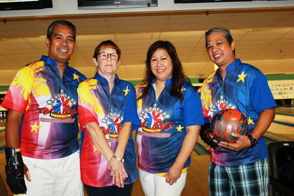 "MEGABOWL | 6th Annual Falconn ""Kapamilya Cup"" Bowling League"
