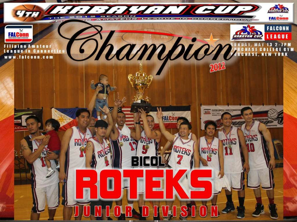 champion 2012-roteks jr