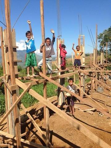 Please help us build our schoolhouse in Bukidnon, Philippines | Falconn Youth PAMANA Project 2014