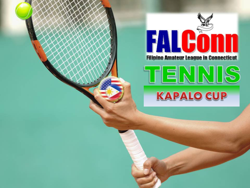 tennis posters-KAPALO CUP