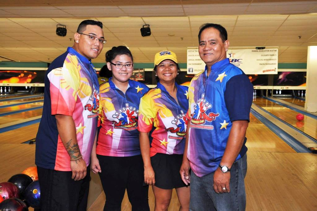 "PJDJ TEAM | 6th Annual Falconn ""Kapamilya Cup"" Bowling League"