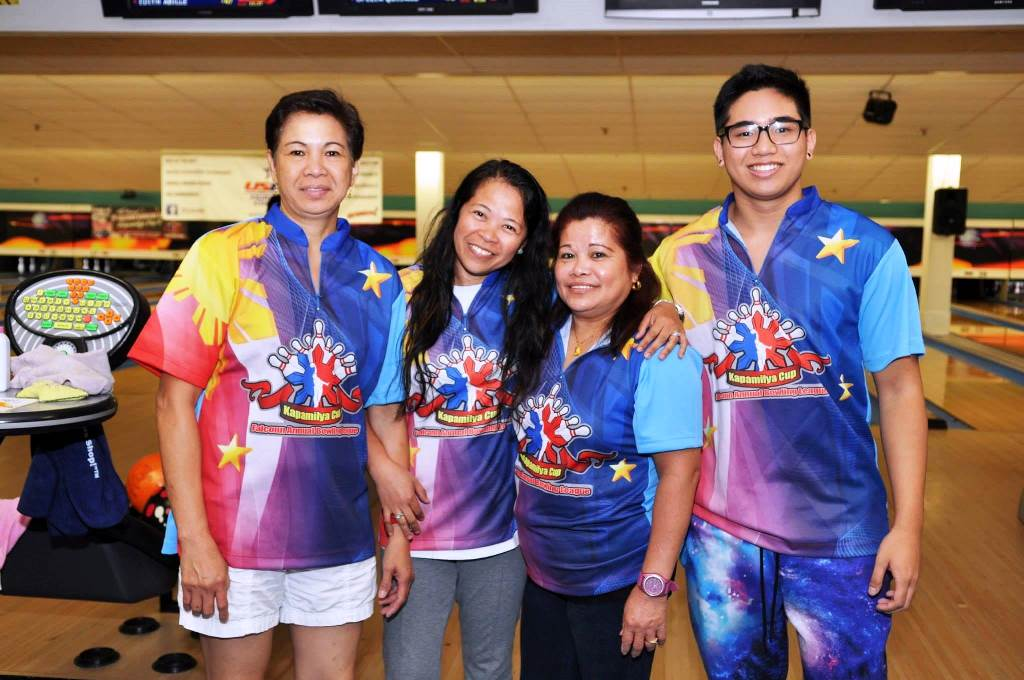 "TROCIO LAW FIRM | 6th Annual Falconn ""Kapamilya Cup"" Bowling League"