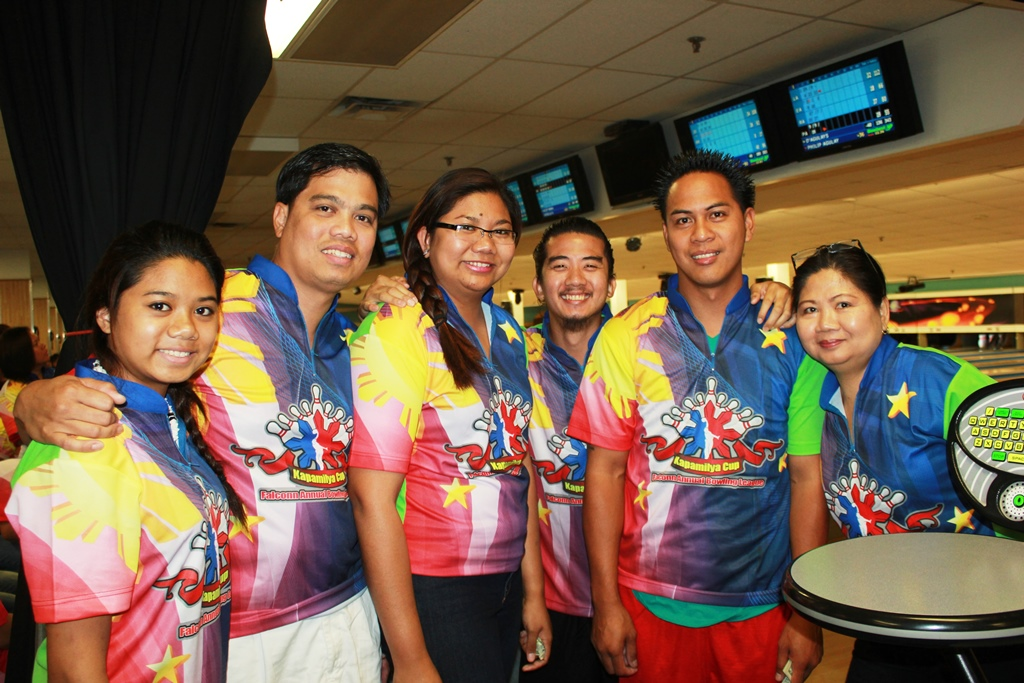 "HOT SHOTS TEAM | 6th Annual Falconn ""Kapamilya Cup"" Bowling League"