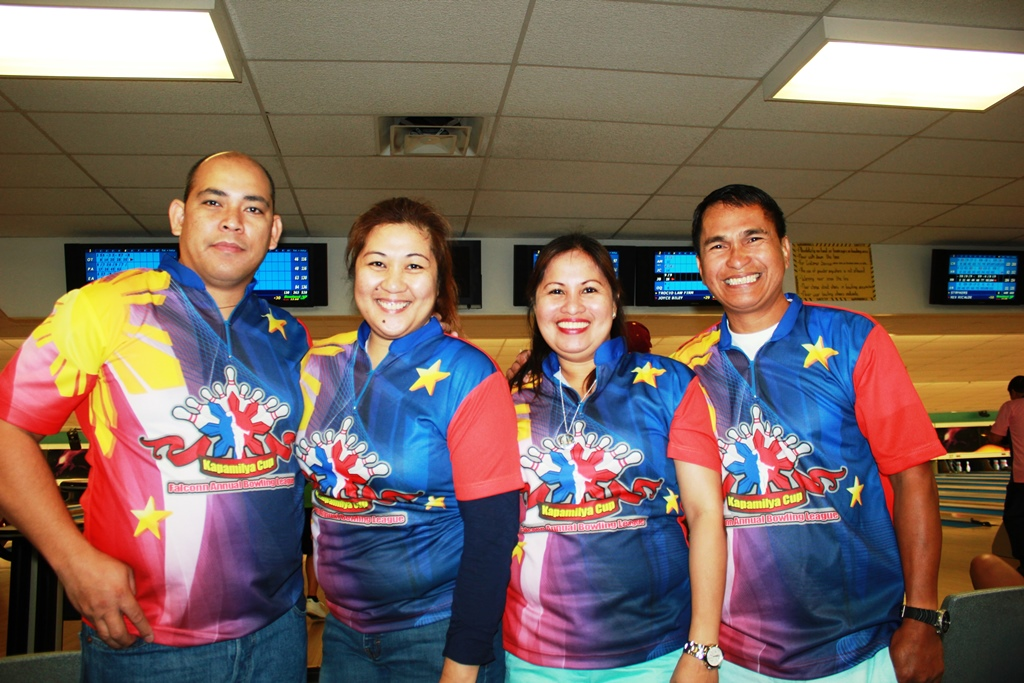 "HOGAS TEAM | 6th Annual Falconn ""Kapamilya Cup"" Bowling League"