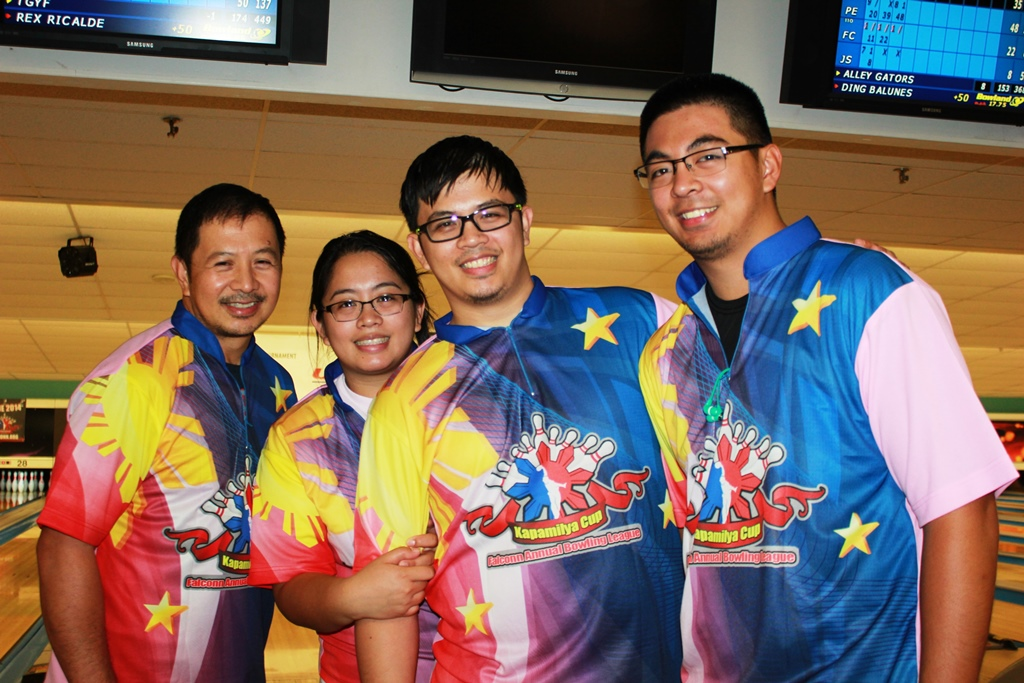 "STRYKERS | 6th Annual Falconn ""Kapamilya Cup"" Bowling League"