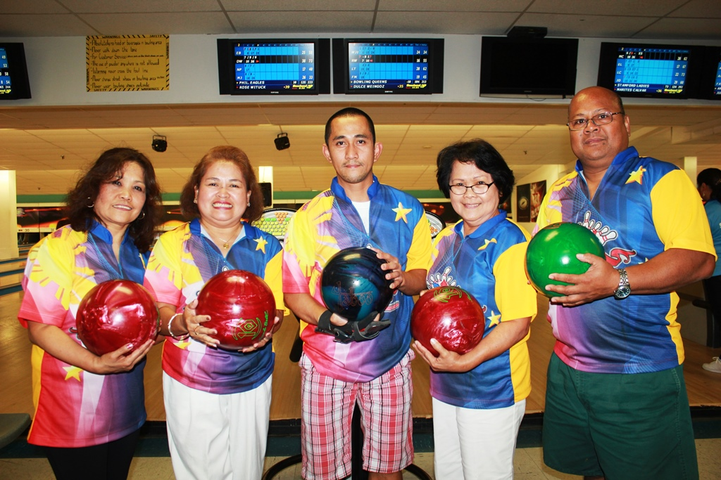 "PHIL EAGLES | 6th Annual Falconn ""Kapamilya Cup"" Bowling League"