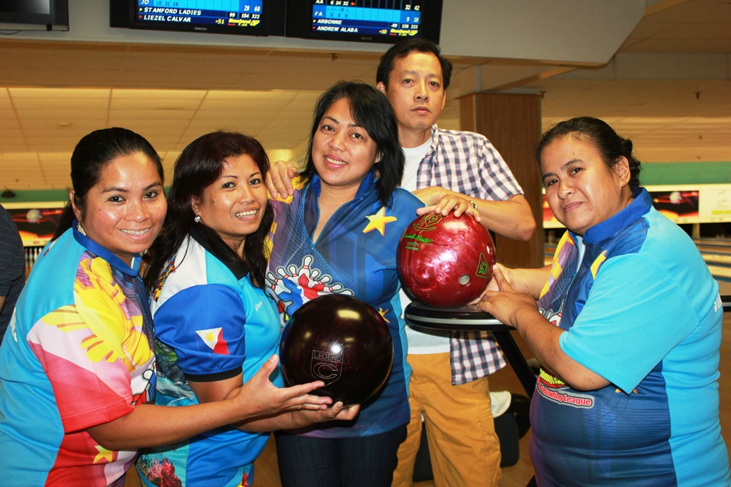 "STAMFORD LADIES | 6th Annual Falconn ""Kapamilya Cup"" Bowling League"