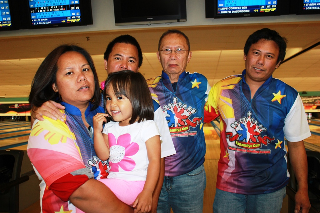 "D'AGULAYS | 6th Annual Falconn ""Kapamilya Cup"" Bowling League"