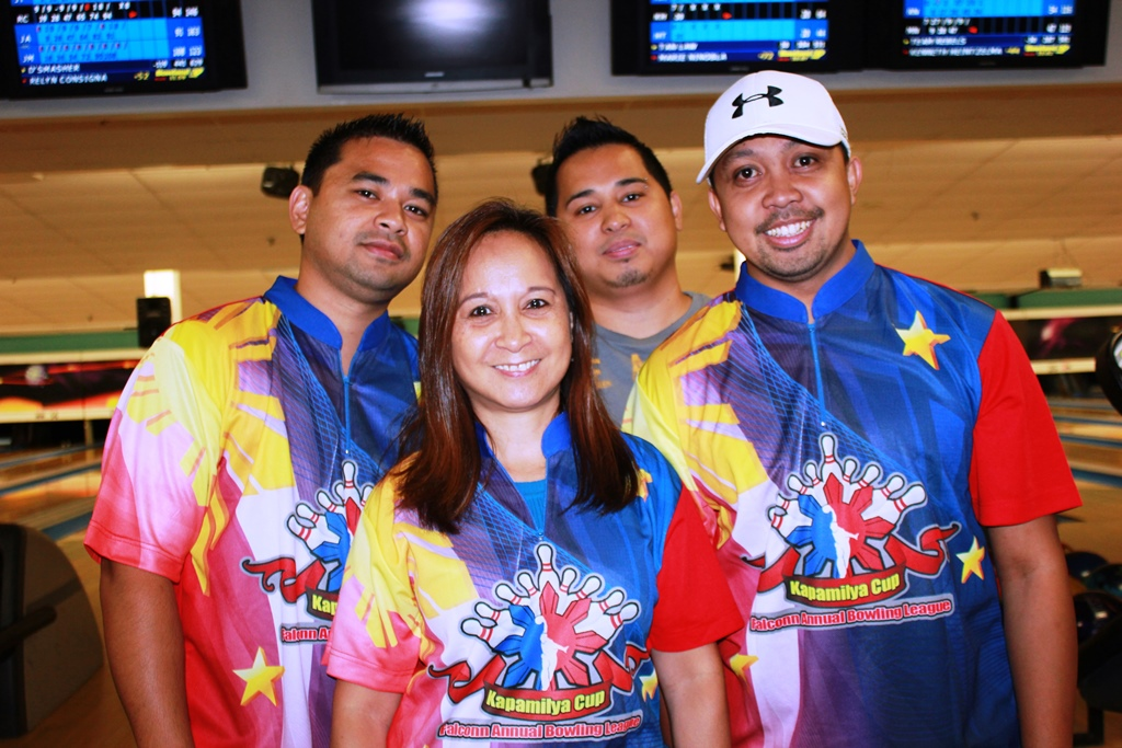 "TEAM REBELS | 6th Annual Falconn ""Kapamilya Cup"" Bowling League"